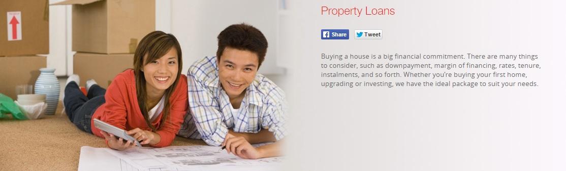 cimb property loans
